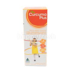 Curcuma Plus Food Supplement