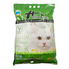 Hello Cat Green Tea Cat Litter