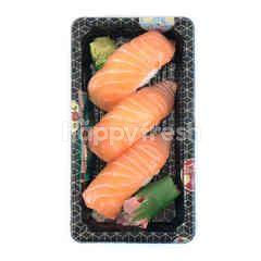 Salmon Nigiri Set