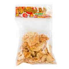 Kepala Singa Sweet Prawn Gnetum Gnemon Crackers