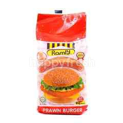 Ramly Prawn Burger (10 Pieces)