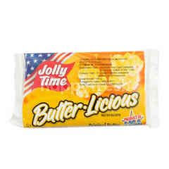 Jolly Time Butter Licious Popcorn Jagung