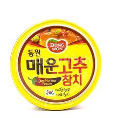 Dongwon Double Hot Pepper Tuna