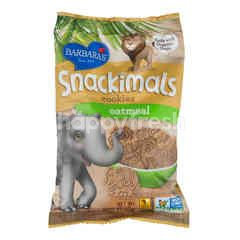 Barbara's Snackimals Cookies Oatmeal