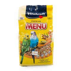 VITAKRAFT Premium Menu Budgies Bird Food