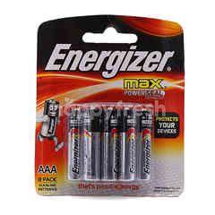 Energizer AAA Alkaline Battery (8 Pieces)