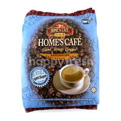 Home'S Cafe Ipoh White Coffee 3 In 1 Premix Coffee Light Sugar