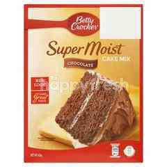 Betty Crocker Supermoist Chocolate Cake Mix