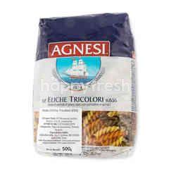 Agnesi Pasta Le Eliche Tricolori n.656