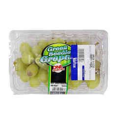One Selection Green Seedless Grape
