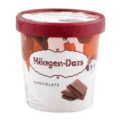 ฮาเก้น-ดาส ไอศกรีม รสช็อกโกแลต