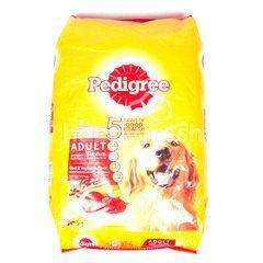 Pedigree Beef & Vegetables Flavour For Adult Dog Food