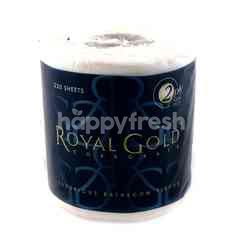 Royal Gold 2 PLY Toilet Roll (220 Piece)