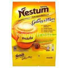 Nestum Grains & More Honey Cereal Drink (15 Pieces)