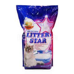Litter Star Orange Scent Cat Litter