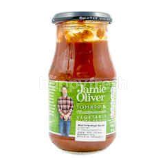Jamie Oliver Tomato and Mediterranean Vegetable Pasta Sauce