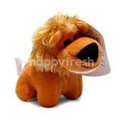 Hartz Tiny Dog Jungle Plush Dog Toy