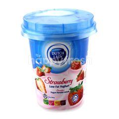 Dutch Lady Strawberry Low Fat Yoghurt