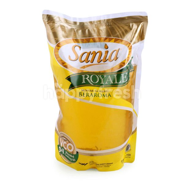 Sania Royale Palm Cooking Oil