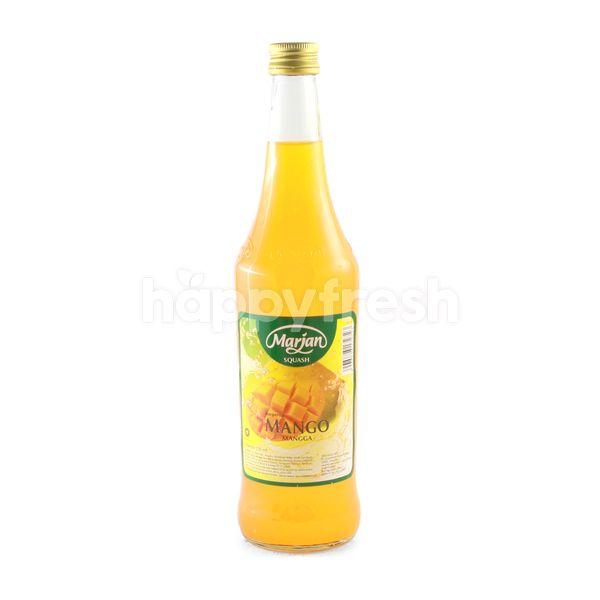 Marjan Squash Mango Syrup