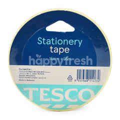 Tesco Stationery Tape 18mm X 36m
