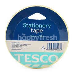Tesco Stationery Tape 18mm X 36m