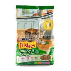 Purina Friskies Indoor Delights Salman & Vegetable Flavor