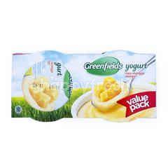 Greenfields Yogurt Rasa Mangga Kemasan Hemat