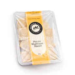 Passion Pasta Porcini Mushroom Ravioli