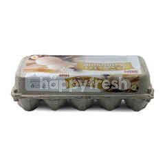 SHH Free Range Sandy Eggs (Telur Ayam Kampung)