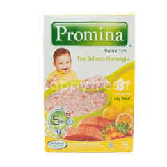 Promina Brown Rice Salmon in Lemon Sauce Porridge 8-24 Months