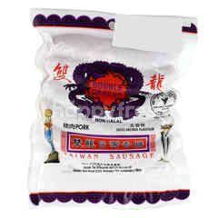 Double Dragon Goo Hiong Flavour Pork Sausage