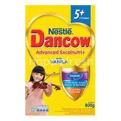 Dancow Advanced Excelnutri+ 5+ Powdered Vanilla Milk