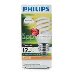 Philips Lampu Bohlam Tornado 12W Warm White