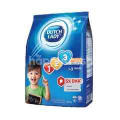 Dutch Lady Milk Powder GUM 123 Honey 900g