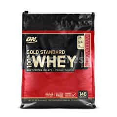 Optimum Nutrition Whey Gold Standard Stroberi (10 lb)
