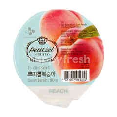 CHEILJEDANG Peach Fruity Petitzel