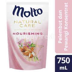 Molto Natural Care Nourishing Fabric Softener Refill