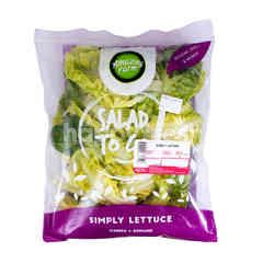 Amazing Farm Salad To Go Simply Lettuce