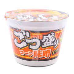 Maruchan Gotsumori Corn Miso Instant Ramen