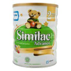 Similac Advance 2 Susu Formula Bayi Lanjutan