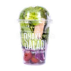 Amazing Farm Shake Salad! Korean Shake