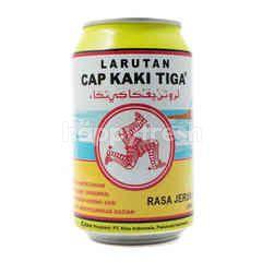 Cap Kaki Tiga Lime Flavored Cooling Water