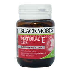 Blackmores Natural E Vitamin E Suplementation