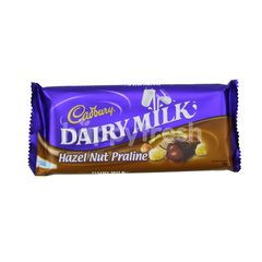 Cadbury Dairy Milk Hazel Nut Praline Chocolate