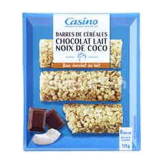 Casino Milk Chocolate Coconut Snack Bar