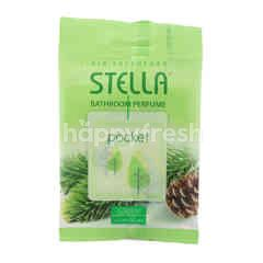 Stella Pocket Bathroom Green Perfume Air Freshener