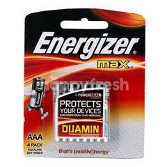 Energizer Max LR03