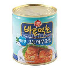 Sempio Braised Mackerel In Spicy Sauce