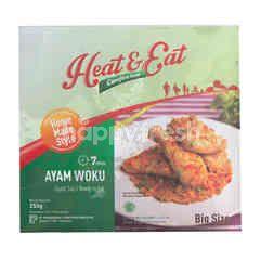 Heat and Eat Woku Chicken